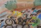 Radrennen - Futurismus
